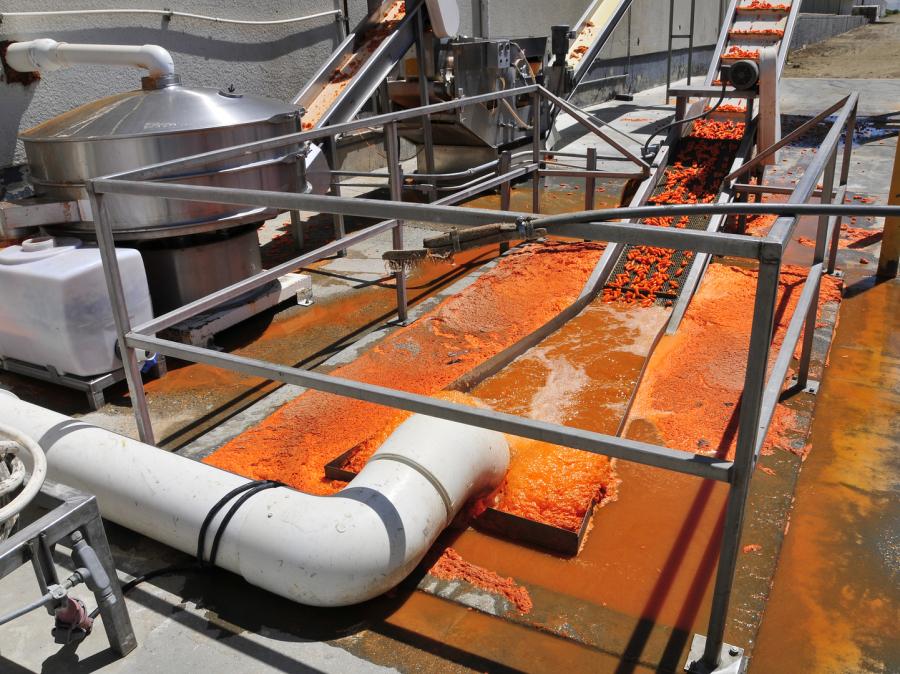 Waste purveyor manufacturing machine