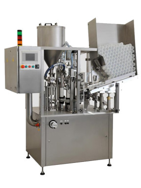 Pharmaceutical machine for sorting medicine bottles